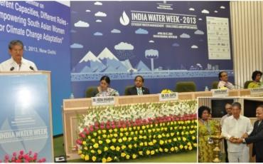 India Water Week -2013
