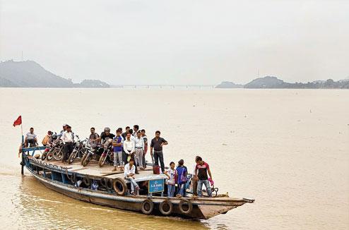 Flood, erosion unite neighbours  – Assam, Arunachal meet in Itanagar today to talk river management