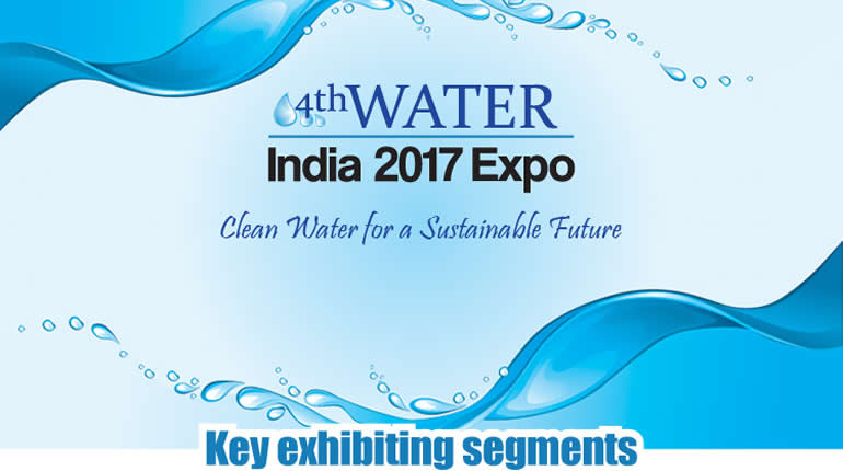 Welcome to Water India expo