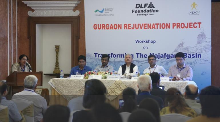 Transforming the Najafgarh Basin