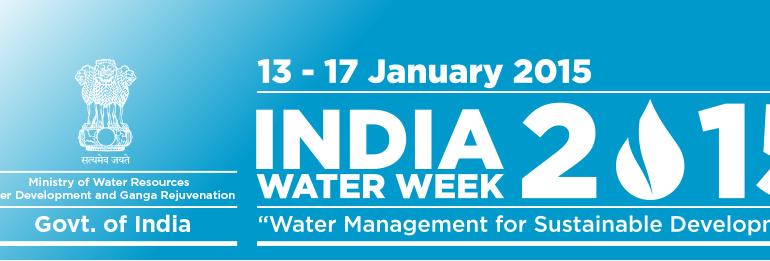 India Water Week -2015