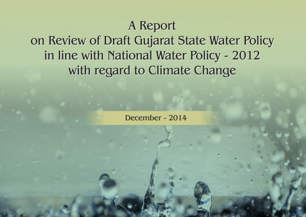 Position Paper on Understanding and Implementation of Indian National Water Policy-2012