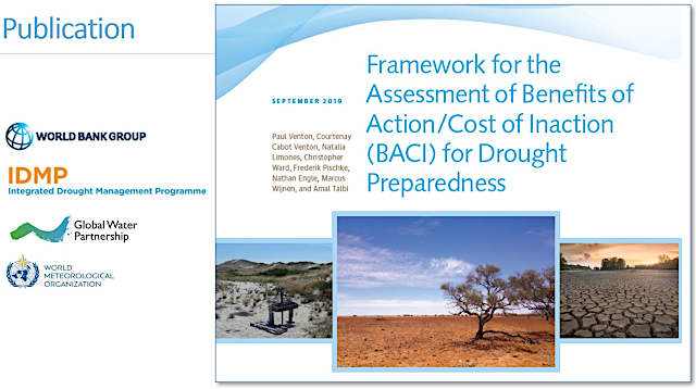 GWP and Partners Launch Working Paper on the Economics of Drought Preparedness