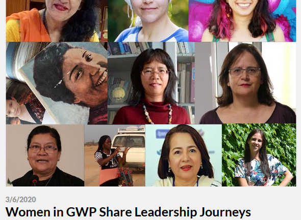 Women in GWP Share Leadership Journeys